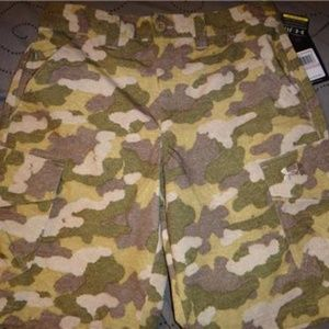 09f04264a6 Under Armour Shorts - UNDER ARMOUR IRONSIDE CAMO CARGO SHORTS 30 NWT $59
